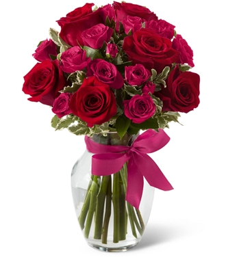 The Love-Struck Rose Bouquet