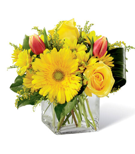 The Spring Sunshine Bouquet