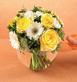 Enlarged image of Blooming Elegance Bouquet