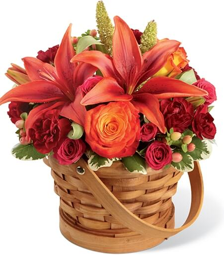 The Abundant Harvest Basket