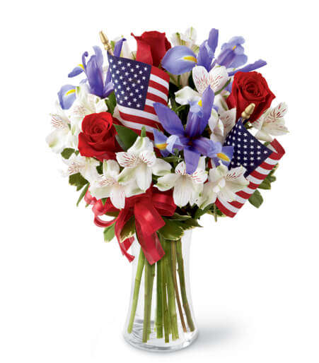 Born To Be An American Bouquet