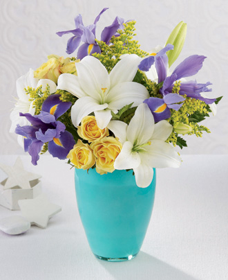 Enlarged image of Boy-Oh-Boy Bouquet
