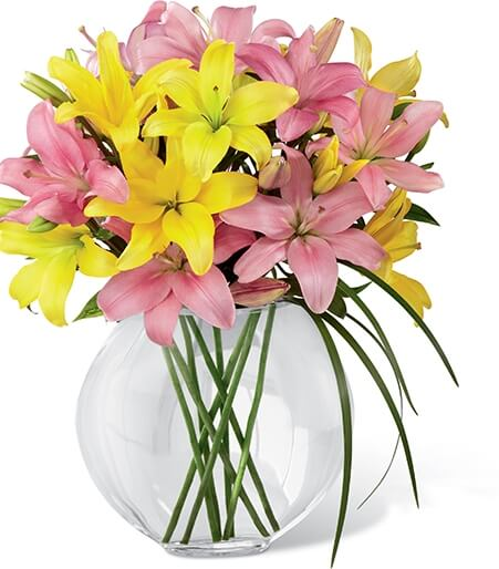 The Lilies & More Bouquet