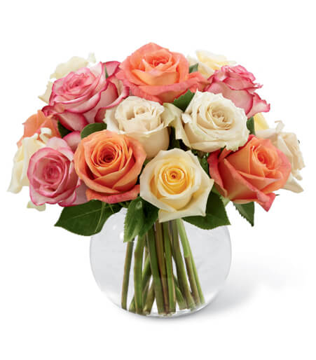Florida flower delivery by florist one sundance rose bouquet mightylinksfo