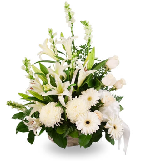 Send Funeral Flowers to Plombon Funeral Home
