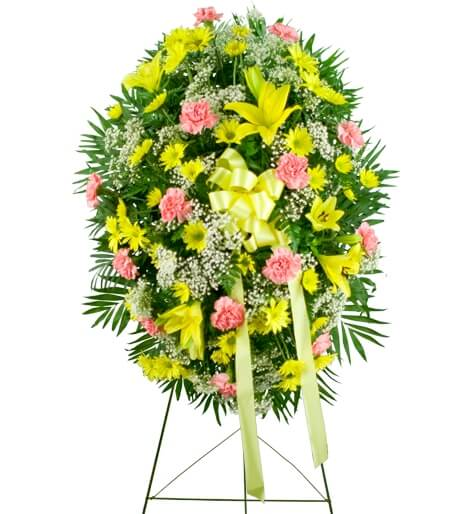 Dieterle Memorial Home Funeral Flowers