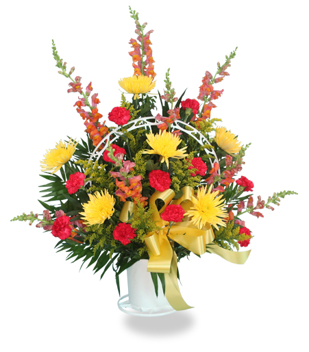 Joyous Flower Arrangement