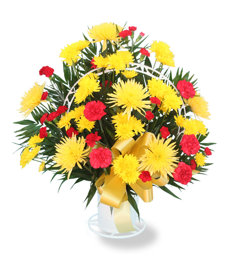Beaming Flower Arrangement