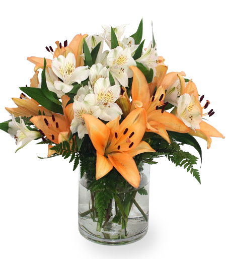 Lively Flower Arrangement