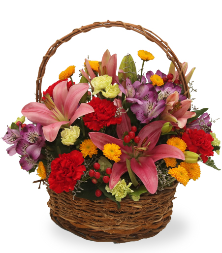 Cheerful Flower Arrangement