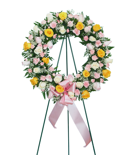 Elegance Funeral Wreath