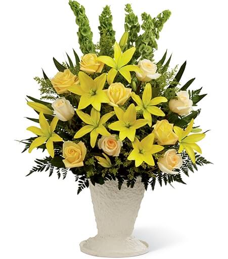 John M Ireland Funeral Home Funeral Flowers