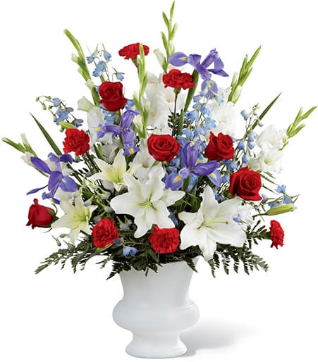 Fox And Murray Funeral Home Funeral Flowers