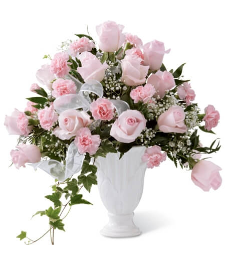 Send Funeral Flowers to Mission Funeral Home