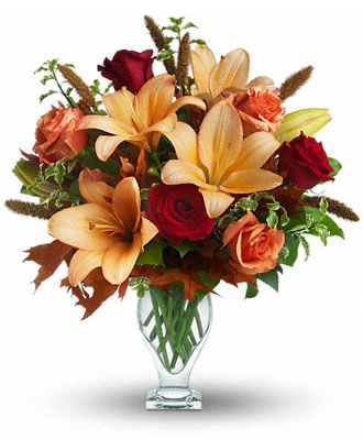 Fall Fantasia by Florist One