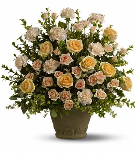 Fields Funeral Home Inc Funeral Flowers