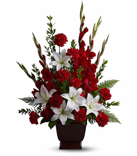 Willow Funeral Home Funeral Flowers