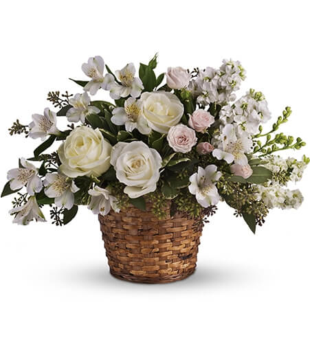 White Oaks Funeral Home Funeral Flowers