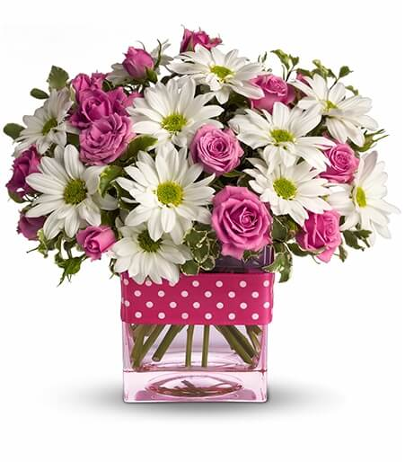 Arkansas flower delivery by florist one polka dots and posies mightylinksfo