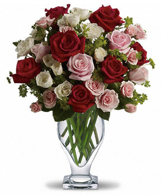 Cupid's Creation by Teleflora by Florist One