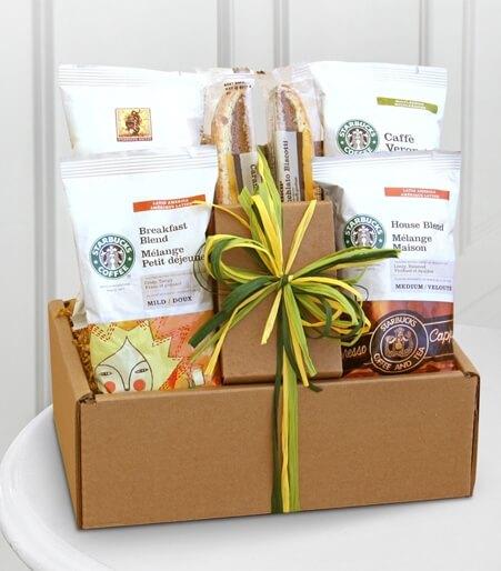 Starbucks® Sampler
