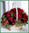 Holiday Garden Basket