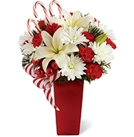 The Holiday Happiness Bouquet