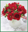 Bright & Cheery Holiday Bouquet