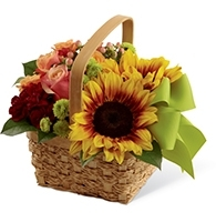 Bright Day Basket