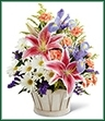 The Wondrous Nature Bouquet C12-4400