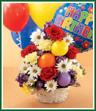 Birthday Cheer Basket