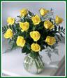 Brighten the Day Rose Bouquet