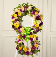 Eternity Standing Easel Wreath