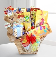 Birthday Celebration Basket