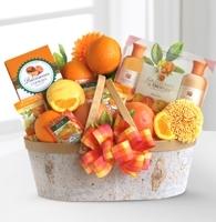 Orange & Grapefruit Spa Sensation