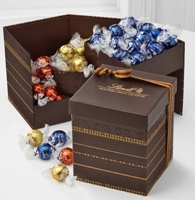 Lindt Fall Gourmet Selections Gift Box