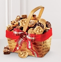 Mrs. Fields® Snack Size Sampler Basket