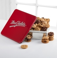 Mrs. Fields® Classic Tin with 48 Assorted Nibblers®